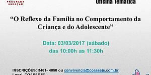 O Reflexo da Família no Comportamento da Criança e do Adolescente