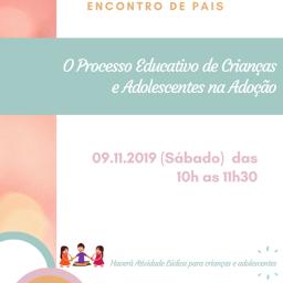 O processo educativo de crianças e adolescentes na adoção